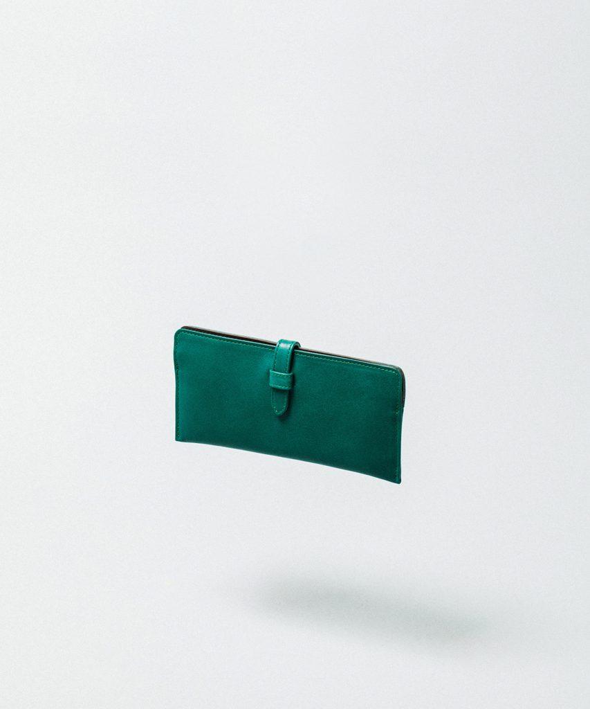 Bicolor Smart  Wallet