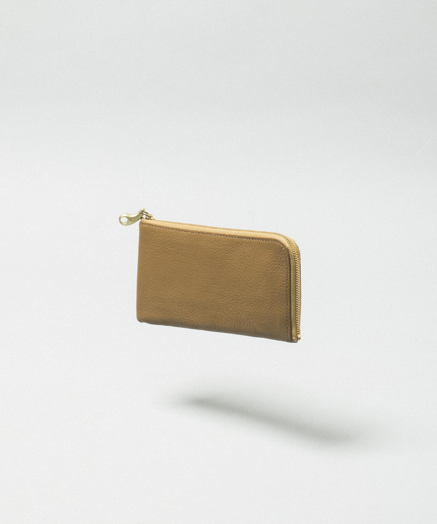 L Zip Slim Wallet